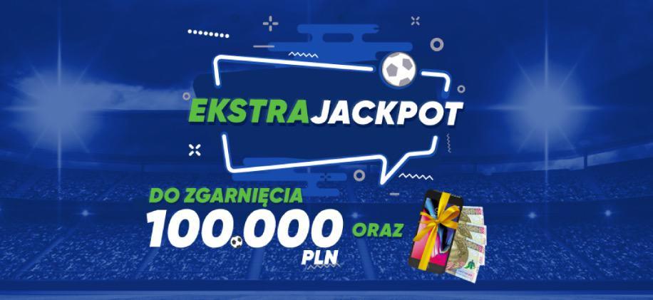 Ekstra Jackpot Forbet. 100.000 PLN do wygrania!