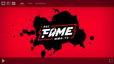 Obstawianie FAME MMA 2