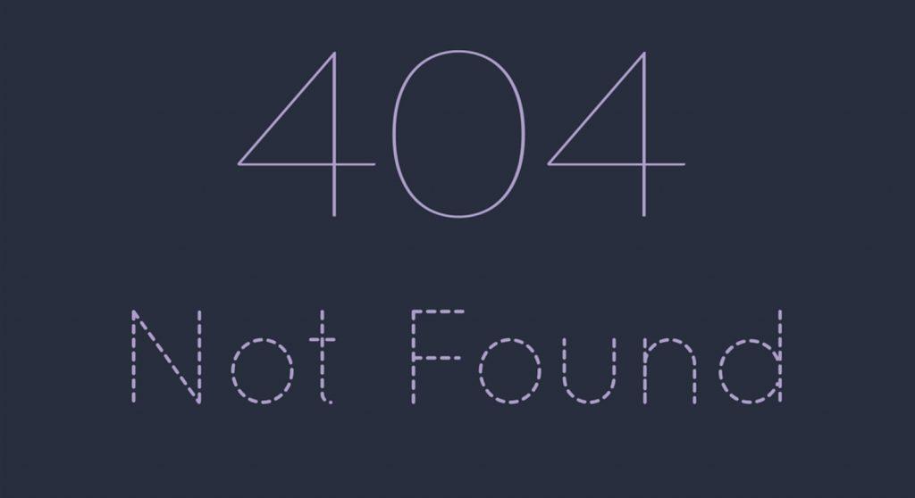 bukmacher błąd 404