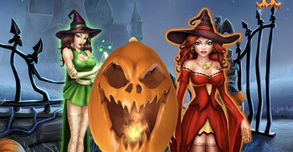 Nowe gry na Halloween w Total Casino
